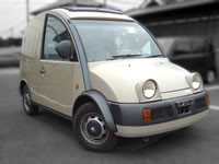 JDM RHD NISSAN STOCK USED CAR/1989 Nissan S-cargo Canvas top with side window model sale