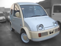 STOCK USED CAR/1990 Nissan S-cargo Normal top with side window model