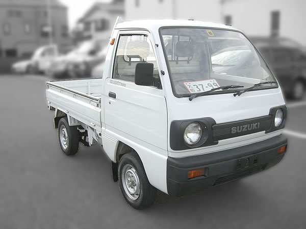 1990 Suzuki Carry Db51t 4x4 Mini Truck 4h 2h 4l 3mode 4wd Model
