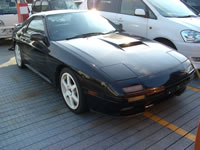 FOR SALE 1990 1owner FC3S Mazda FC3S RX-7 rotary turbo modified car