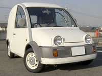For Sale 1989 Nissan Scargo S-cargo Van G20 Japan Used Car MONKY'S INC