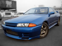 1990 Nissan Skyline GT-R BNR32 Bayside Blue car FOR SALE