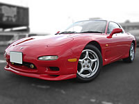 1991/11 Mazda FD3S RX-7 Twinturbo Rotary FOR SALE