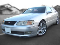 FOR SALE 1991 JZA147 ARISTO 2JZ Twinturbo Leather interior 18'inch alloy rims, Low height Cool VIP style car!