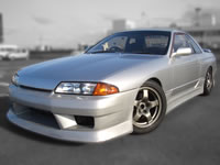 1991 Full URAS body kits, GT-R Rims, TEIN coil overs, 1991 Nissan Skyline GTS-T TypeM FOR SALE
