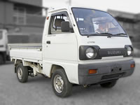 Japan Mini Truck Suzuki Carry 4x4 660cc For Sale Japanse Used Car Export MONKY'S INC