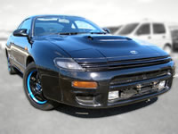 FOR SALE 1991 Toyota Celica GT4 AWD all track 3SGTE RC limited production model serial number 1503/5000