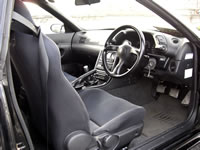 1991 JDM Nissan Skyline GT-R / GTR R32 HKS modified : Inside view