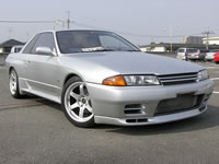 1992 Nissan Skyline GT-R R32 For Sale/ Volk TE37rims, Ohlins heigt adjustable coil over, N1 Turbounit, twinplate cluth, gauges, etc. Low km, good unit! FOR SALE SOON