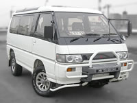 JDM Diesel Delica Star Wagon Super Exceed For Sale Japan To Canada