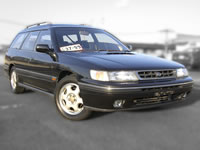Legacy GT Turbo wagon For sale Japan to canada
