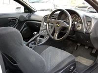 1994 ST205 Toyota Celica GT4 WRC Version FOR SALE JAPAN : Interior View