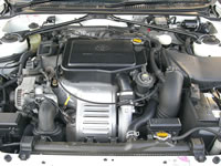 1994 ST205 Toyota Celica GT4 WRC Version FOR SALE JAPAN : Engine bay View