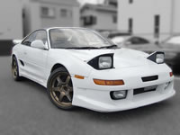 1994 JDM RHD Toyota MR2 GTS Tbar Series3 3SGTE For Sale Japan to Canada on 2009 MONKY'S INC CANADA CARS DIVISION