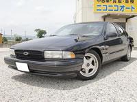 1994 Chevrolet Impala SS 350V8 Sale Japan MONKY'S INC JAPAN