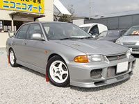 1995 CE9A Mitsubishi Lancer Evo 3 Original Condition for sale japan 2010 MONKY'S INC CANADA CARS DIVISION