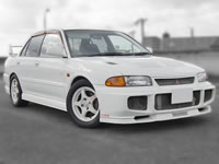 1995 Lancer EVO3 CE9A Black For sale japan to Canada 2009 MONKY'S INC CANADA CARS DIVISION