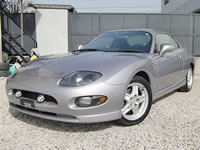 1995/2 JDM Mitsubishi DE3A FTO GP-X V6 MIVEC 5spd For Sale Canada Japan MONKY'S INC CANADA CARS DIVISION