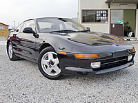 3rd Gen 1995 MR2 | MR-2 GT-S 3SGTE Turbo T-bar Black 5spd For Sale Canada U.K. Japan MONKY'S INC CANADA CARS DIVISION