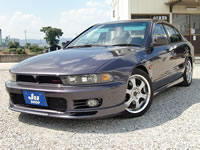 1996/8 EC5W Mitsubishi Galant VR-4 Type-S 2500cc Intercooled Turbo-charged 280PS AWD For Sale Soon