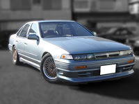 JDM RHD NISSAN 1989 CA31 CEFIRO RB25DET SWAPPED MODIFIED DRIFT CAR FOR SALE EXPORT FROM JAPAN TO CANADA AUSTRALIA