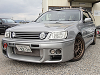 1999 Nissan Stagea 260RS Autech Version Modified AWD RB26DETT