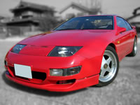 For Sale Nissan 300ZX GCZ32 Twinturbo Tbar leather modified car