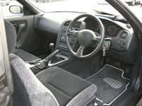 1993 R33 Nissan Skyline 25GTS-T Type-M For Sale Japan to Canada : Interior View