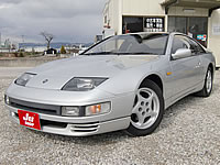 1990 JDM RHD GCZ32 Nissan Fairlady 300ZX Twinturbo T-bar only 25,000km 1owner Non smokers vehicle, Automatic For sale soon