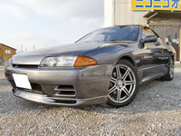 1992 Nissan Skyline GTS-T TypeM BNR32 GTR STYLE CAR for sale japan canada u.k. netherland