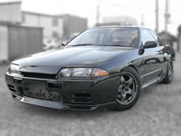 FOR SALE Nissan Skyline GTS-T TypeM R32 RB25DET Modified GT-R Rims | Import R32 Skyline from Japan | JAPANESE USED MODIFIED PERFORMANCE USED CAR EXPORT