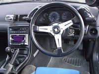 RB25DET Swapped R32 Skyline GTS-T TypeM : Interior view
