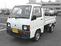 FOR SALE JAPANSE MINI TRUCK 4x4 SAMBER CARRY ACTY MINICAB MONKY'S INC JAPAN