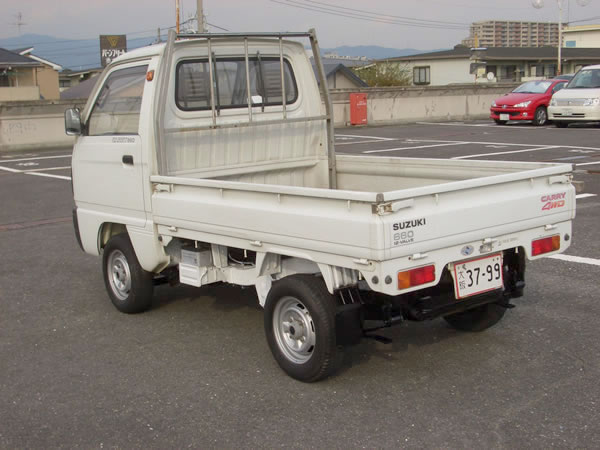 for sale suzuki carry mini truck 4wd monky 39 s inc japan. Black Bedroom Furniture Sets. Home Design Ideas