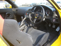 1992FD3SMazdaSpeed : Interior view
