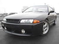 For Sale IMPUL R32R Nissan Skyline TypeM 4DR japan to Canada export import