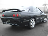 R32R IMPUL Skyline Rear View