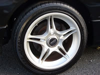 Specific/17'inch Alloy rims
