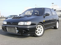1990 RNN14 Nissan Pulsar GTi-R AWD Modified Sold Cars Picture Gallery | MONKY'S INC CANADA CARS DIVISION