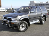 SOLD GALLERY 1993 KZN130 HILUX SURF 1KZ 3L DIESEL 5SPD MODEL | MONKY'S INC CANADA CARS DIVISION