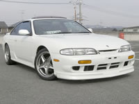 SOLD GALLERY JDM RHD 1994 S14 SILVIA K's MODIFIED | MONKY'S INC CANADA CARS DIVISION